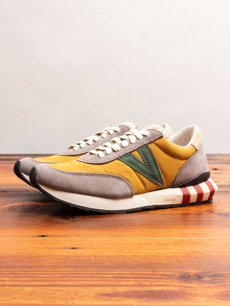 Attica Trainers in Yellow