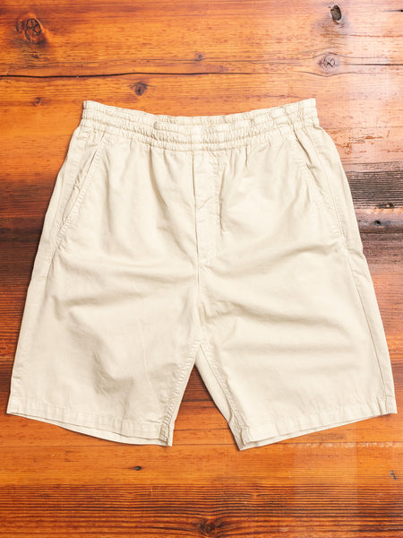 Evald Work Shorts in Oatmeal