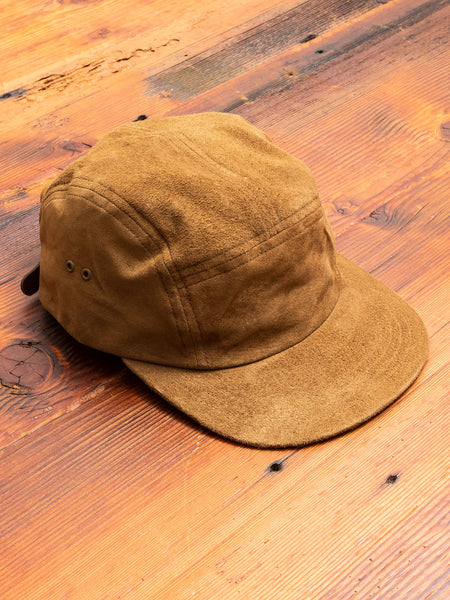 Pig Jet Cap in Khaki Brown