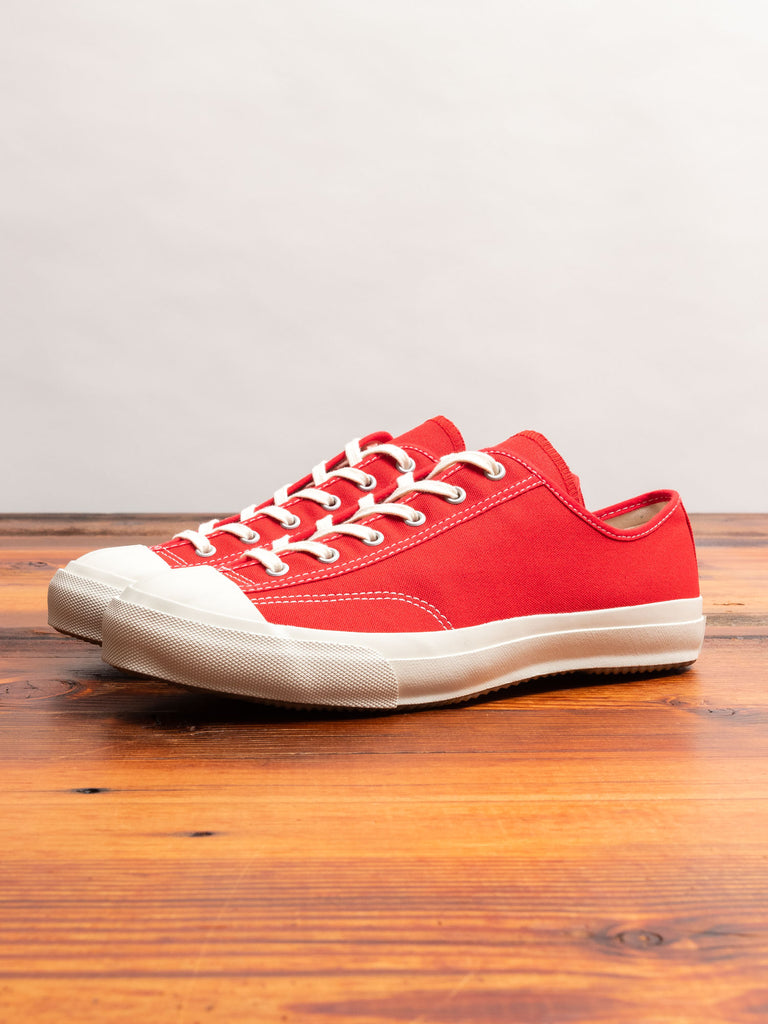 Gym Classic Sneaker in Red