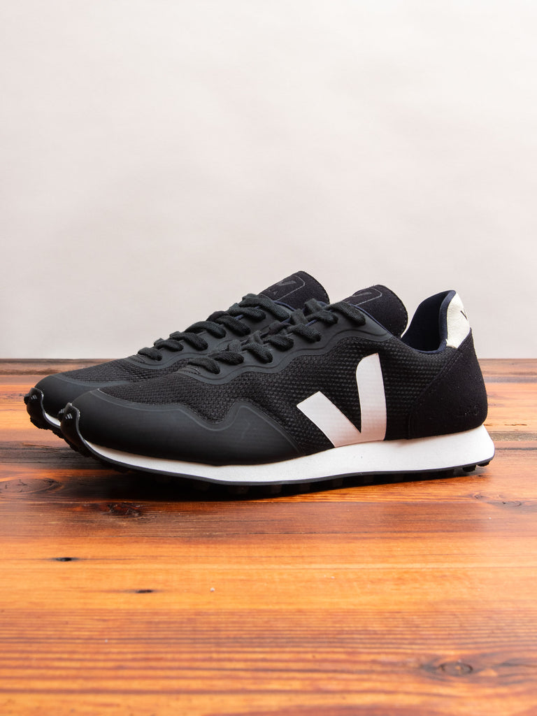 SDU RT Sneaker in Black Natural