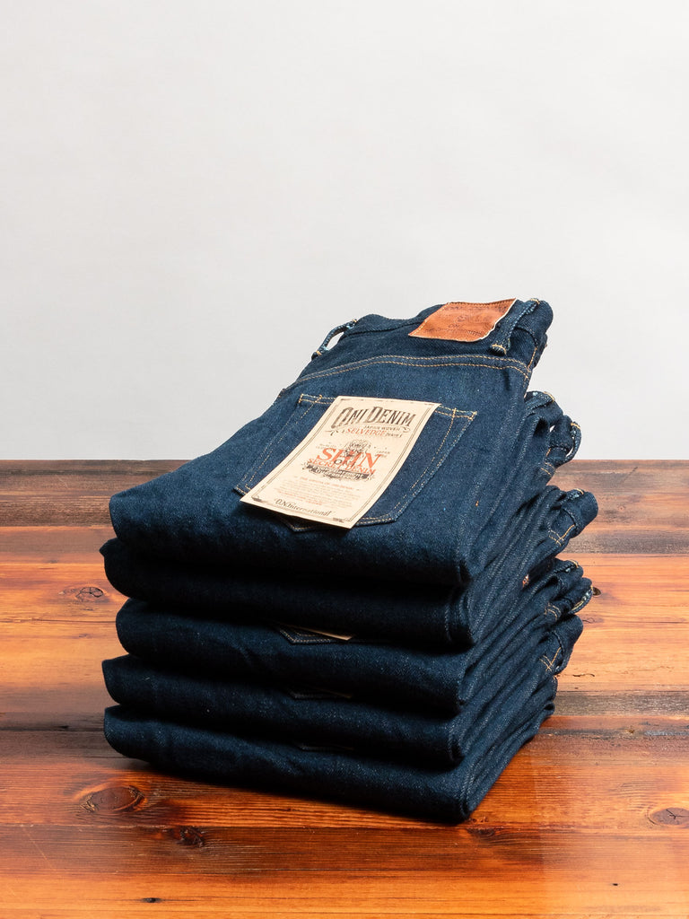 "615ZR-S ""Secret Stretch"" 20oz Selvedge Denim - Super Tapered Fit"