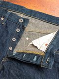 "622ZR ""Secret Denim"" 20oz Selvedge Denim - Relaxed Tapered Fit"