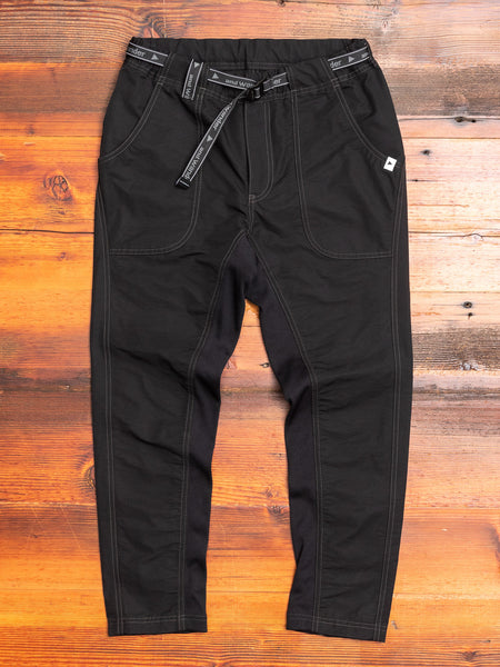 60/40 Cloth Rib Pants in Black