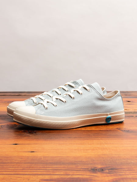 01JP Low Top Sneaker in Sax