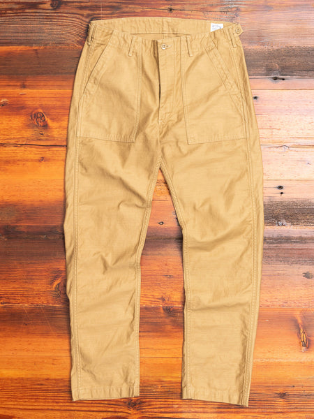 Fatigue Pants in Khaki