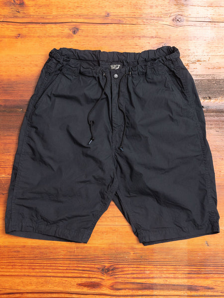 New Yorker Shorts in Charcoal