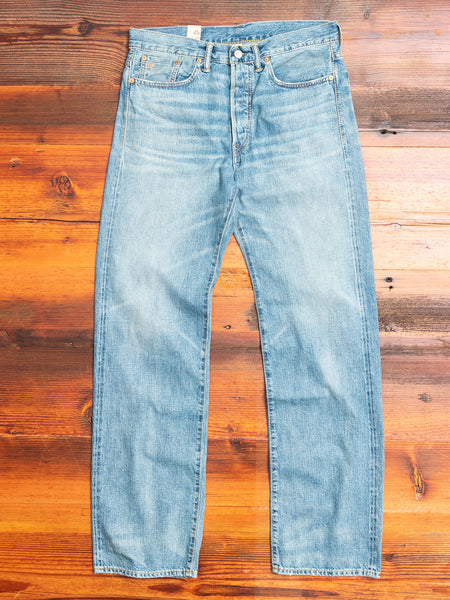 """Eubanks Wash"" 11.3oz Selvedge Denim - Straight Fit"