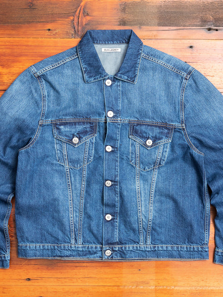 Altamont Jacket in Classic Blue