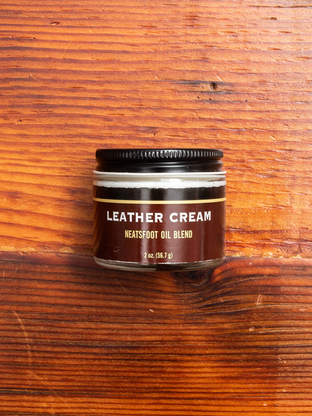 Leather Cream in Neatsfoot Oil