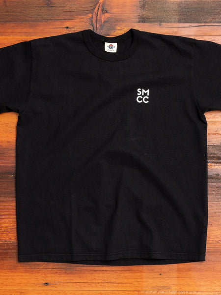 """Red Oni"" T-Shirt in Black"
