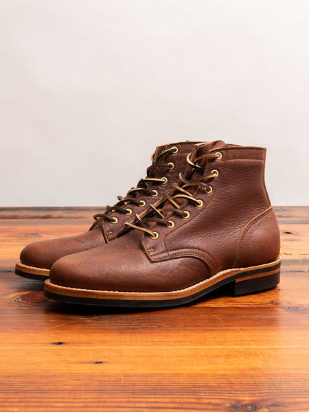 """Veldt Boot"" in Snuff Brown Kudu"