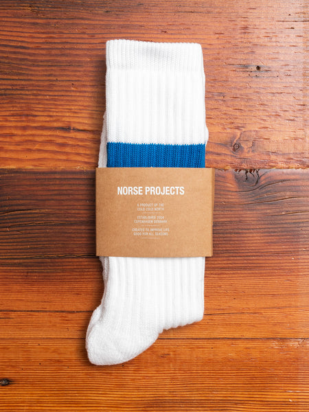 Bjarki Sport Socks in Himmel Blue