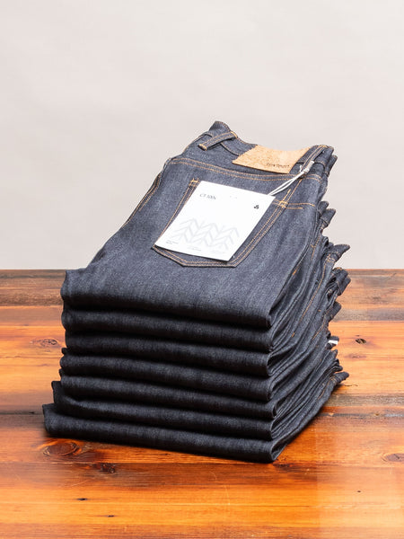 CT-100x 14.5oz Selvedge Denim - Classic Tapered Fit