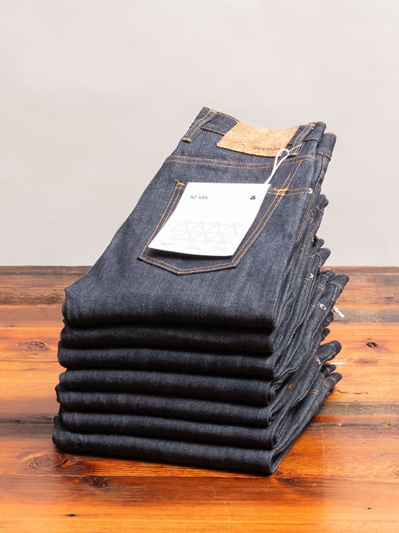 NT-100x 14.5oz Selvedge Denim - Narrow Tapered Fit