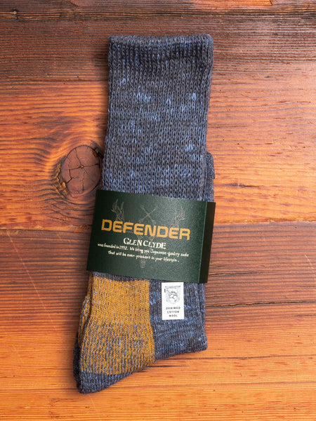 Defender Sock in Blue