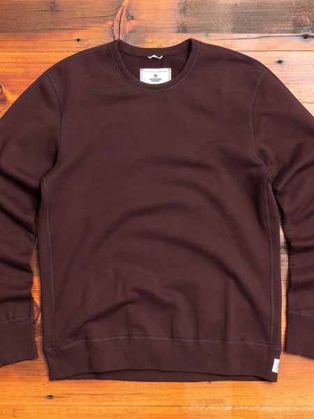 Crewneck Sweater in Dusk