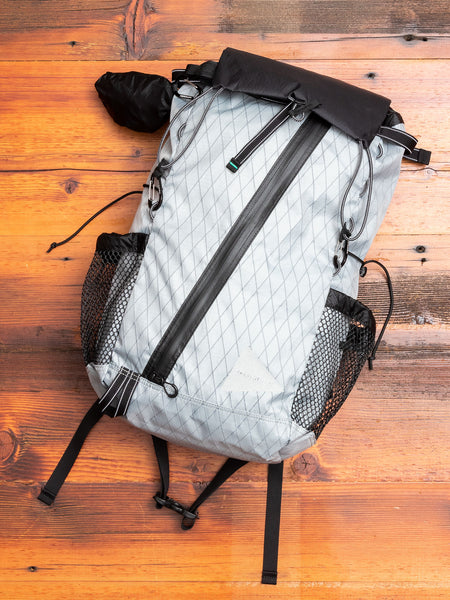 30L X-Pac Backpack in Grey