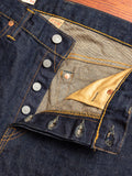 15oz Rinsed Selvedge Denim - Slim Fit