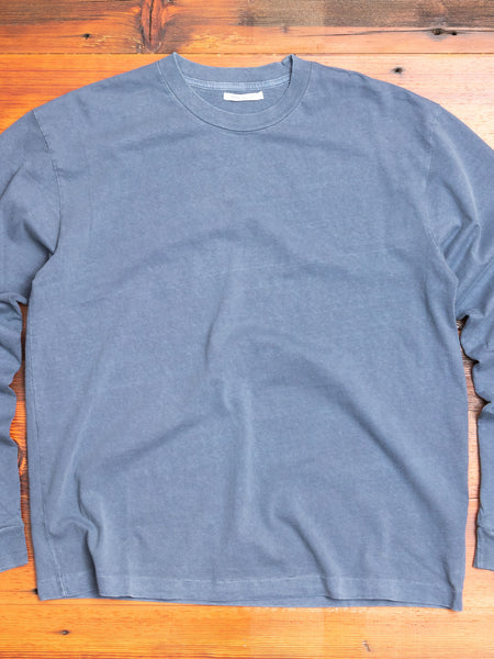 Long Sleeve University T-Shirt in Flynt