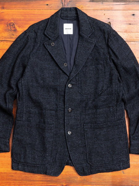 Railroader Jacket in Navy
