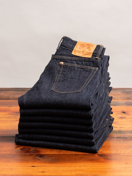 441SW 13.5oz Selvedge Denim - Slim Tapered Fit