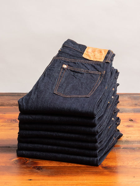 466SW 13.5oz Selvedge Denim - Slim Straight Fit
