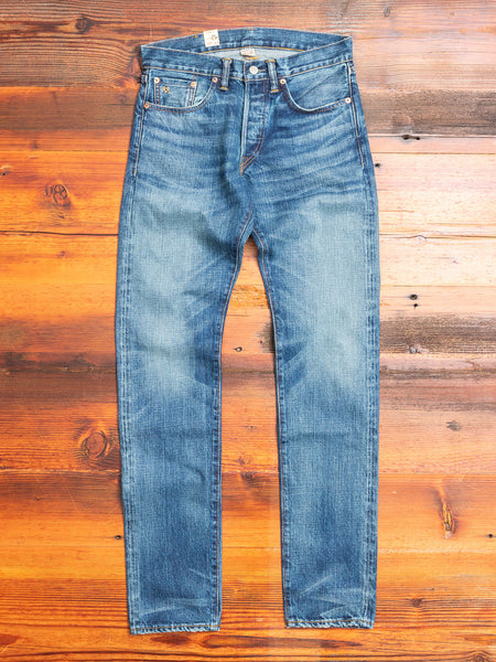 """Hillsview Wash""  16oz Selvedge Denim - Slim Fit"