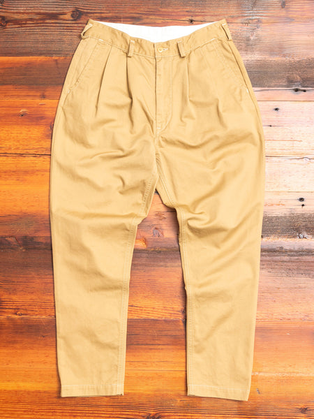 Billy Jean Pants in Khaki