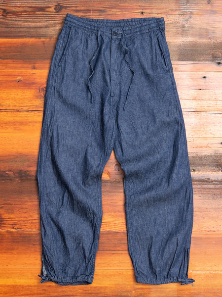 """Takumi"" Pants in Indigo"