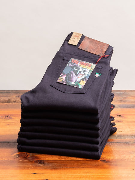"Batman ""Clown Prince of Crime"" 12oz Selvedge Denim - Weird Guy Fit"