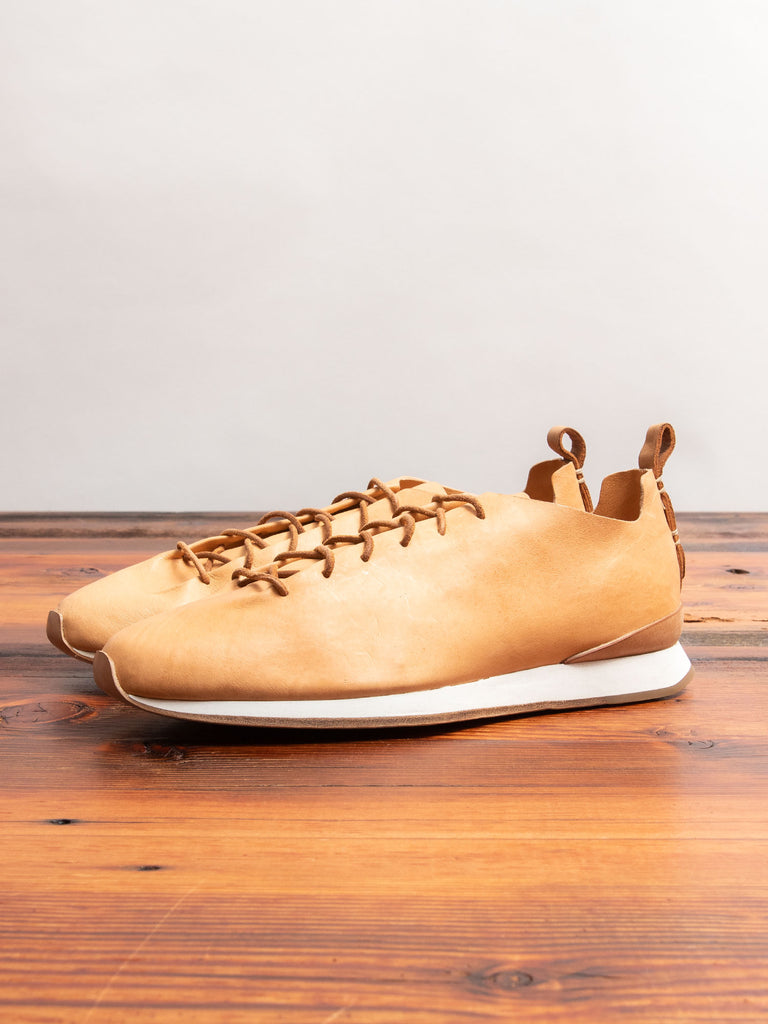 Runner Sneaker in Natural