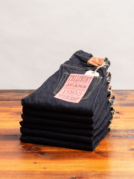 1101XXW 15.5oz Selvedge Denim - Straight Fit