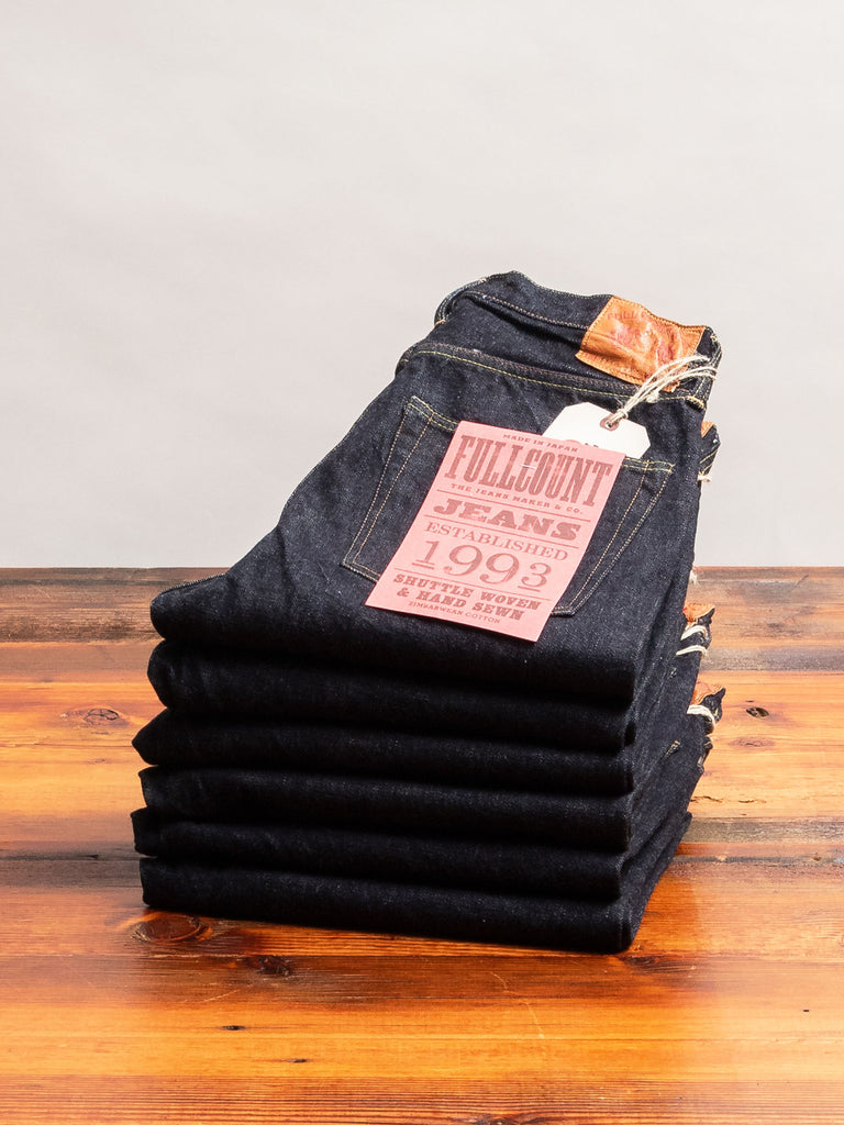 1110XXW 15.5oz Selvedge Denim - Tapered Fit