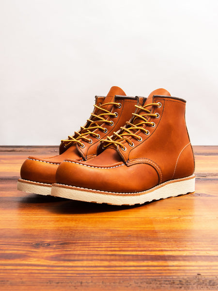 875 Classic Moc Boot in Oro Legacy