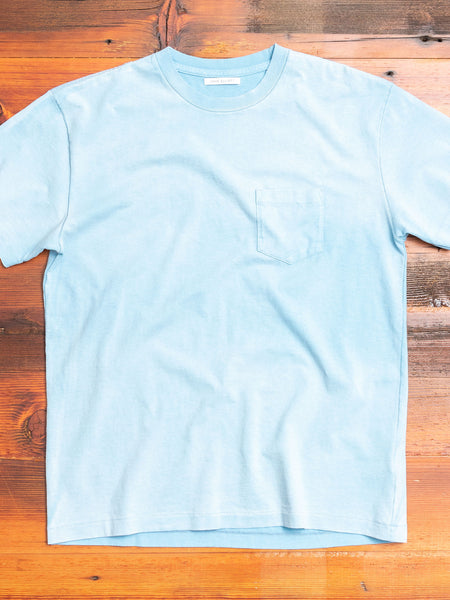 Exposure Lucky Pocket T-Shirt in Stratus
