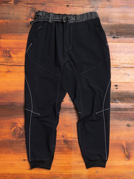 Schoeller 3XDRY Sarouel Pants in Black