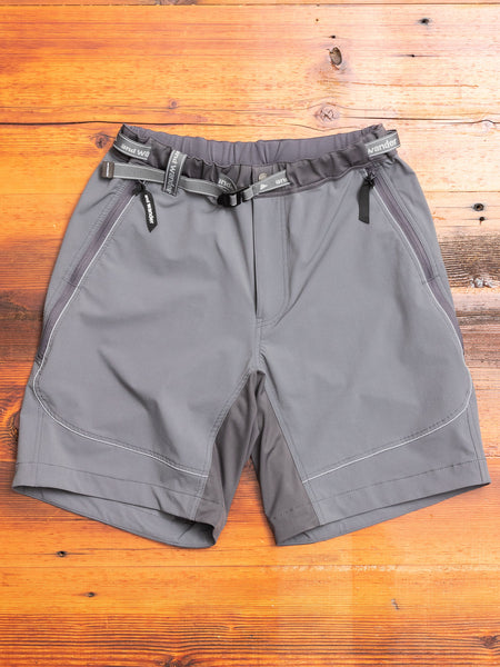 Trek Shorts in Grey