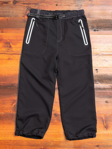 Vent Pants in Black