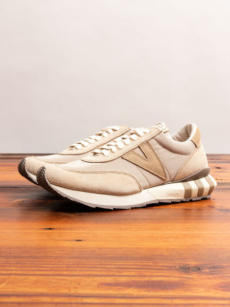 Attica Trainers in Beige
