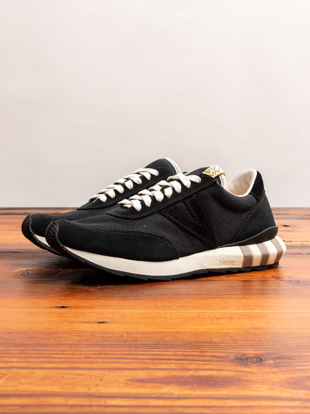 Attica Trainers in Black
