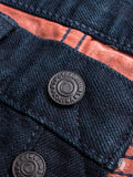 "BOM012-B ""Momotaro x Blue Owl"" 15.7oz Selvedge Denim - Natural Tapered Fit"