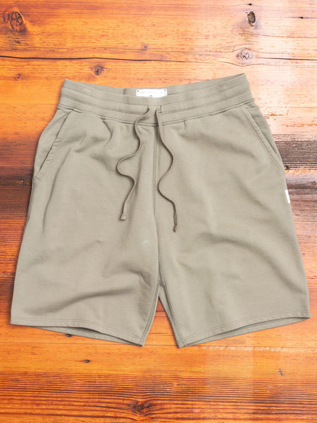 Sweatshort in Sage