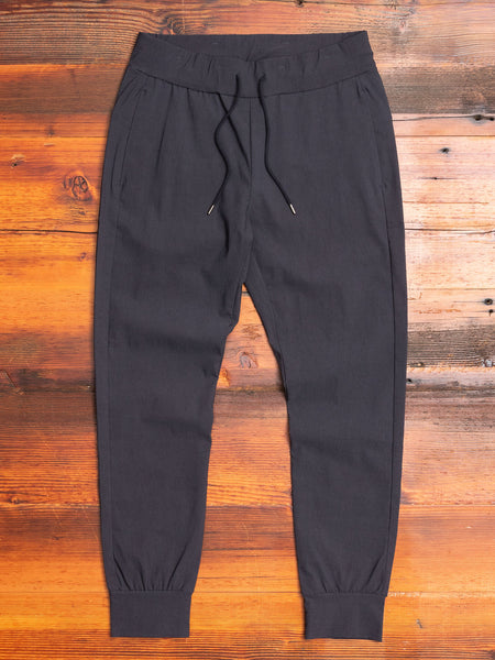 Stretch Tech Jogger Pants in Charcoal