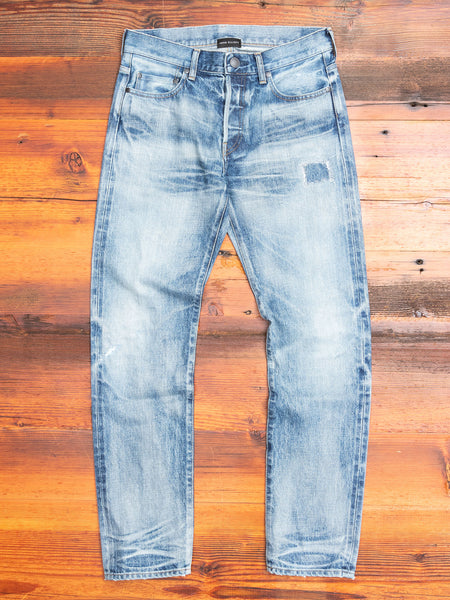 """Cazadero"" 14oz Selvedge Denim - Daze Straight Fit"