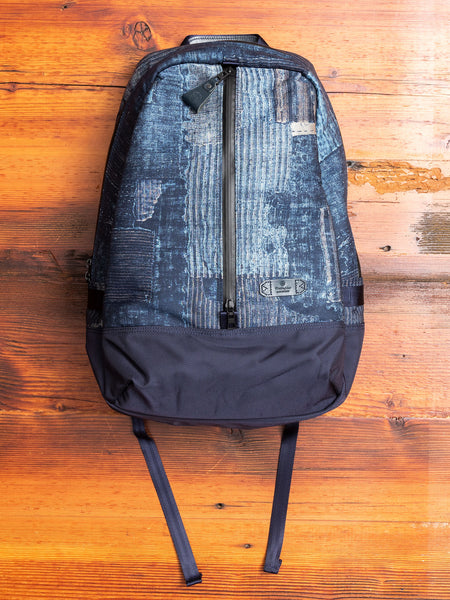 """Master-Piece x FDMTL"" Backpack in Boro Jacquard"