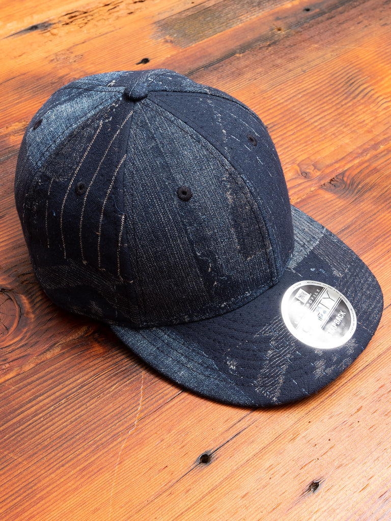 New Era x FDMTL 9FIFTY Cap in Boro Jacquard