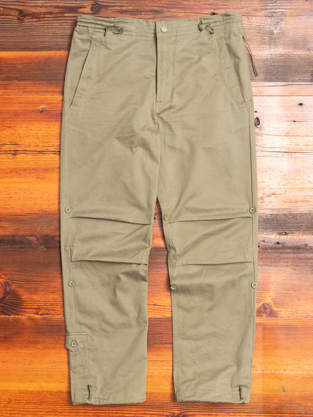 Original Straight Fit Snopants in Maha Olive