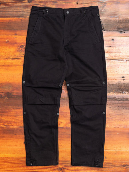 Original Straight Fit Snopants in Black