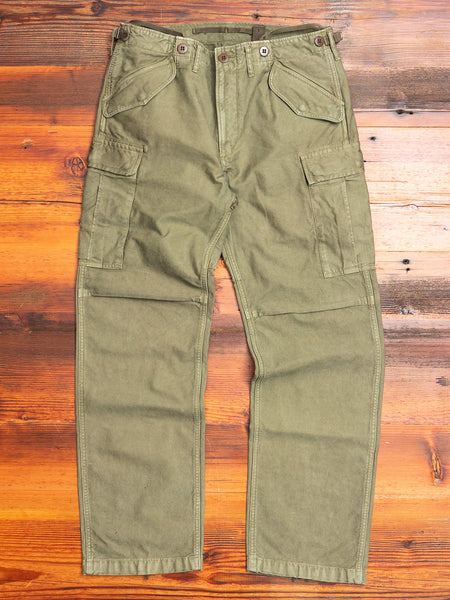 Eiger Sanction Pants in Olive